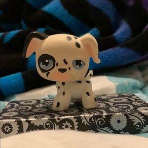 Littlest Pet Shop Dalmatian